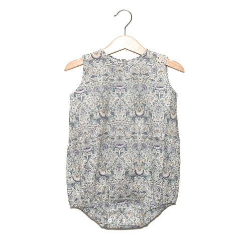 Bodysuit - Liberty Lavender Flower / No. 812