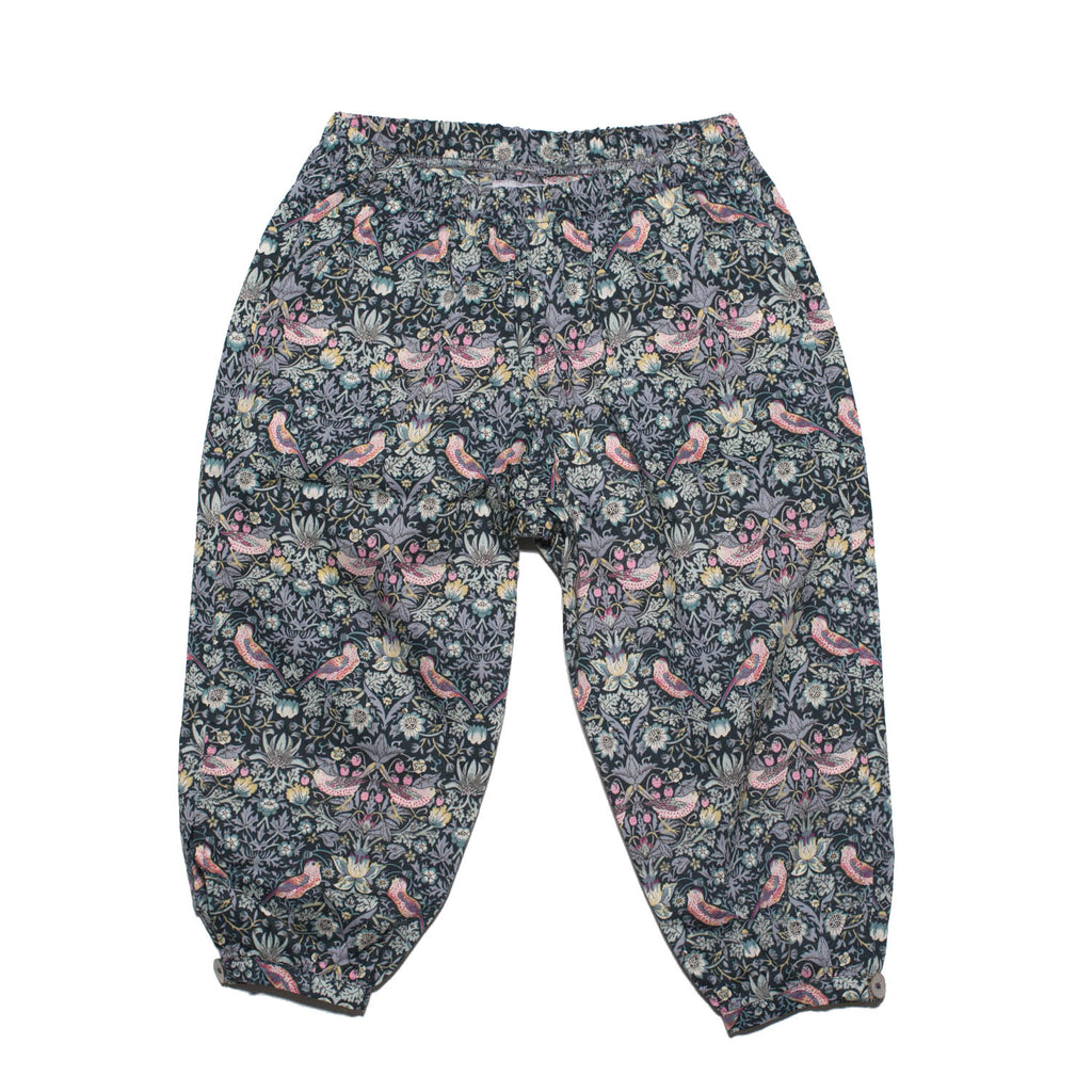 Loose Fit Pants - Liberty Bird & Flower / No. 811