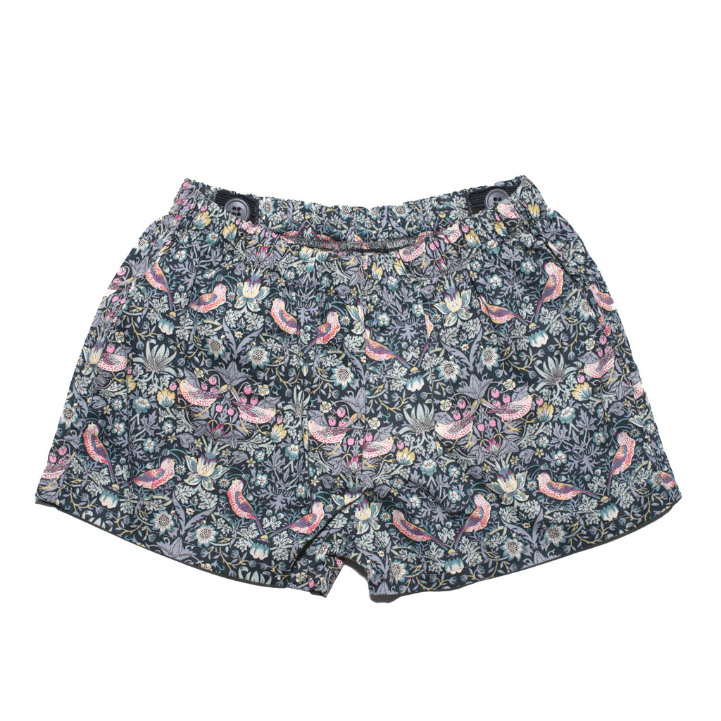 Shorts - Liberty Bird & Flower / No. 307