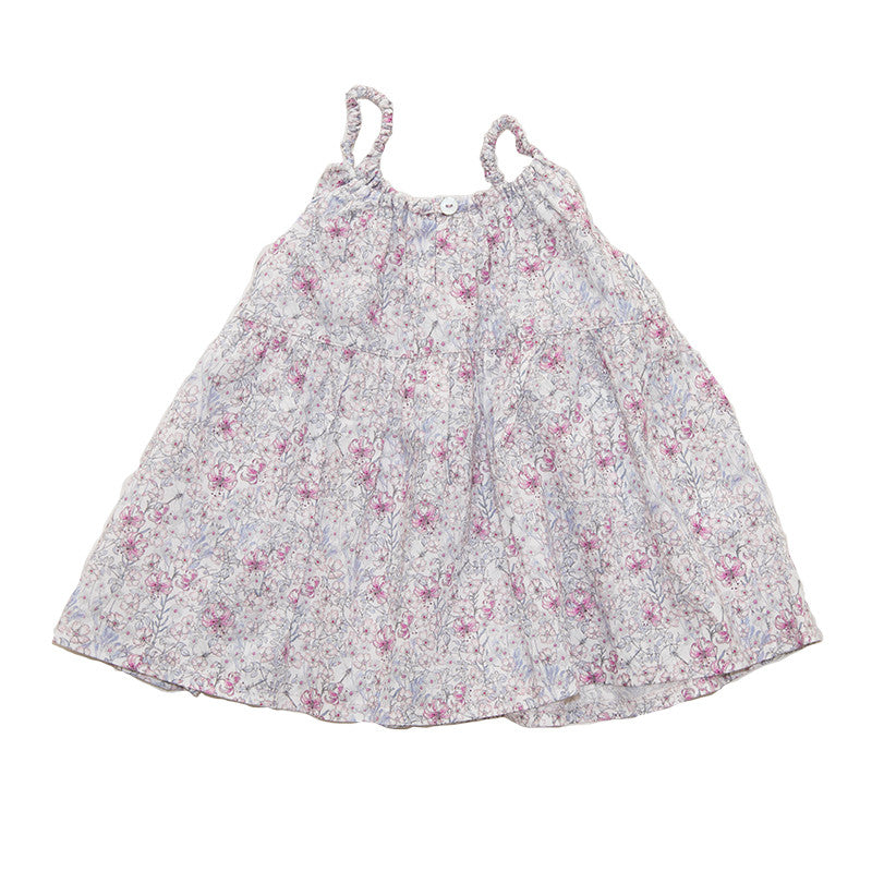 Top Pink Flower Print / No. 26
