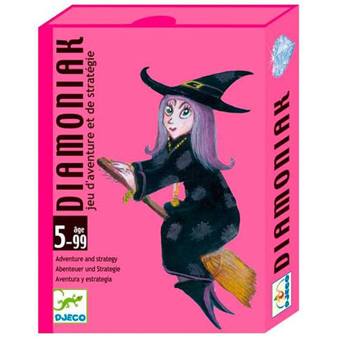 DIAMONIAK playing card game