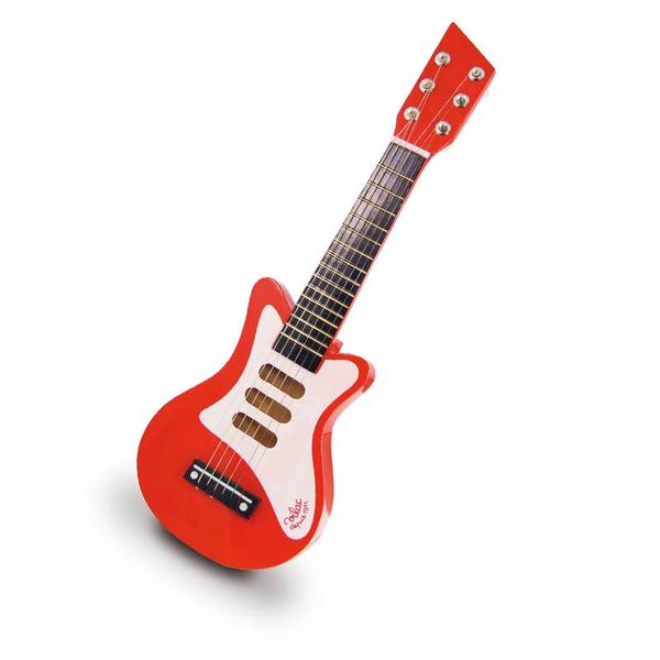 Red Rock N Roll Guitar
