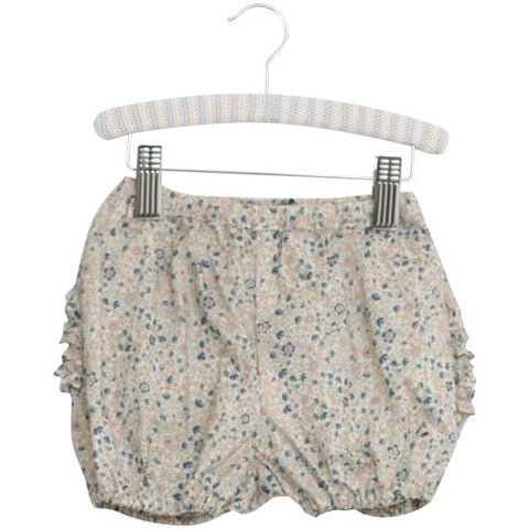 Nappy Pants Ruffles Ivory