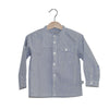 Shirt Axel LS Deep Ocean