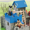 Excalibur Castle Blue