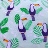 Mini Alfie HOME - Toucan light green