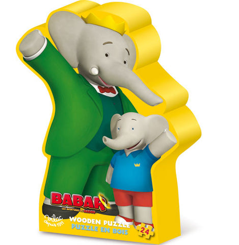 Babar Puzzle