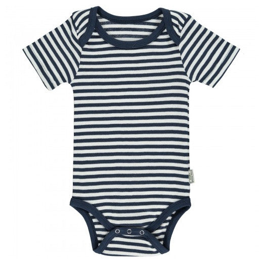 Blue/White Bodysuit, Organic