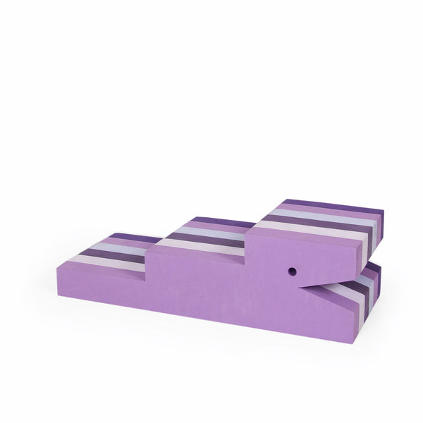bObles Crocodile - Purple