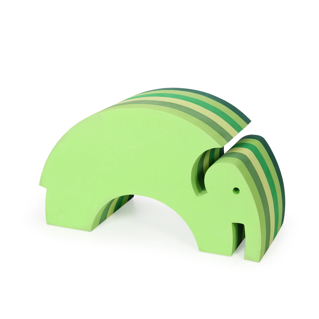 bObles Elephant - Green