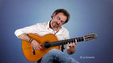 Jose Antonio Rodriguez Flamenco Guitar Lessons online streaming , DVD, Book