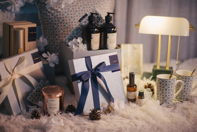 The Extra Special Gift Guide for You & Your Loved Ones to Celebrate the Holidays with SCENE SHANG