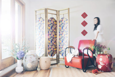 五福临门: Five Home Decor Styling Tips for Blossoming Abundance in the New Year