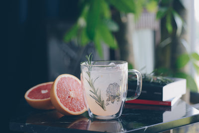 Recipe: Sip into a Peace of Mind with the Rosemary Greyhound Cocktail