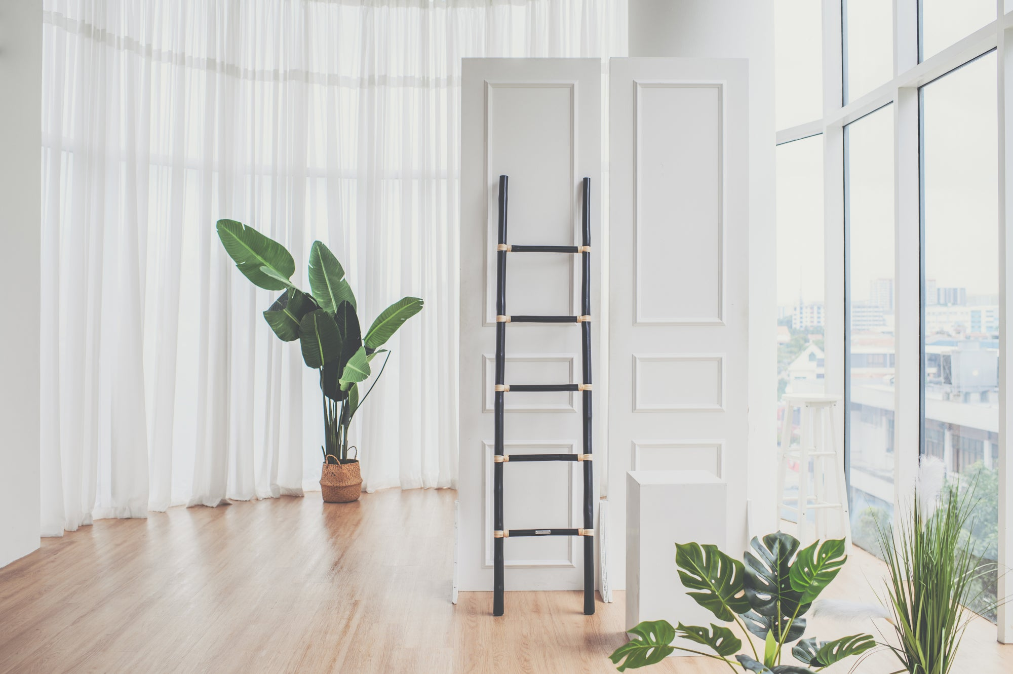 BAO Bamboo Ladder