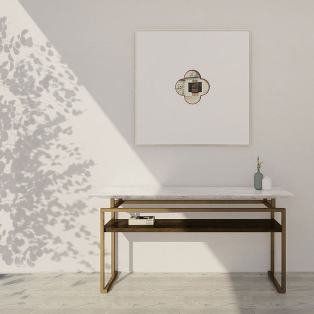 MING Console Table - Double Layer - SCENE SHANG