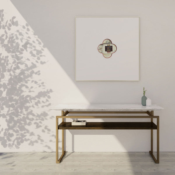 MING Console Table - Double Layer