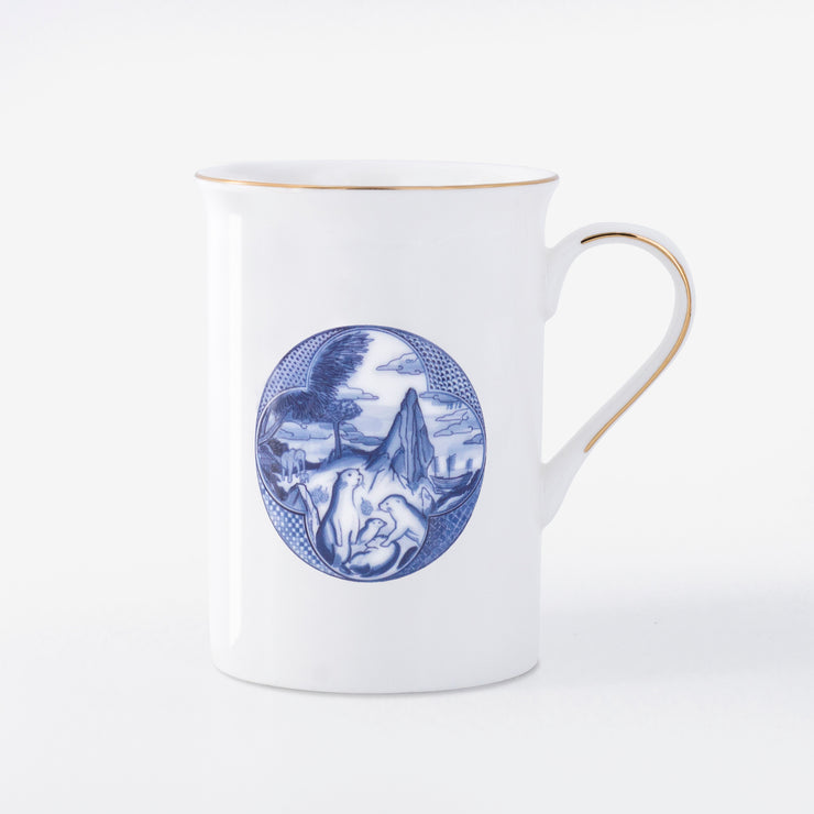 1818 Dragon's Teeth Gate Mug - SCENE SHANG