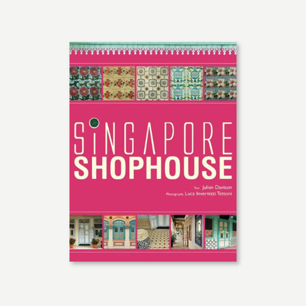 Singapore Shophouse - SCENE SHANG