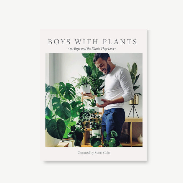 Boys with Plants - SCENE SHANG