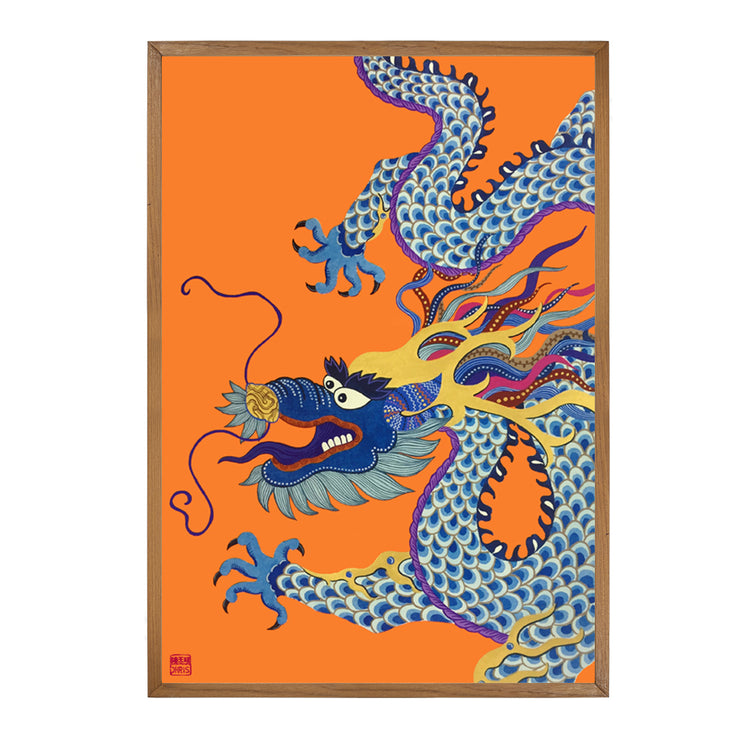 LUCKY Collection - The Dragon - SCENE SHANG