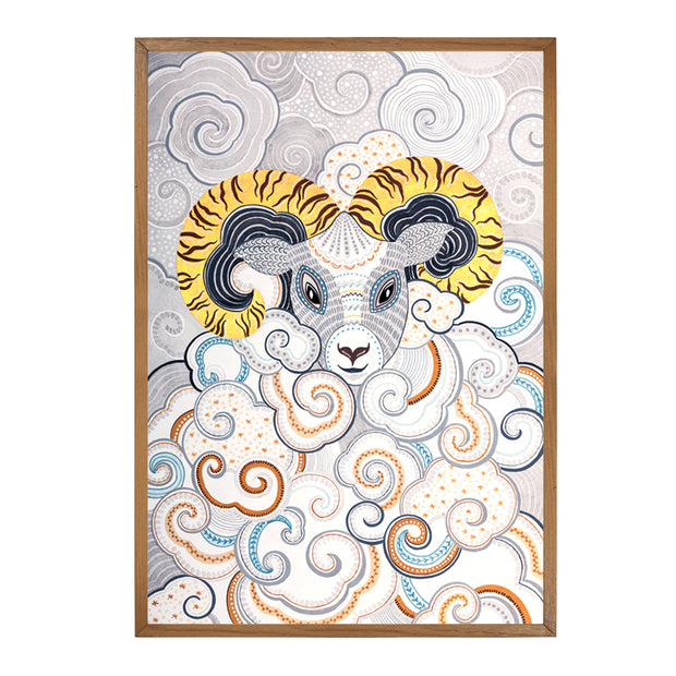 LUCKY Collection - The Sheep - SCENE SHANG