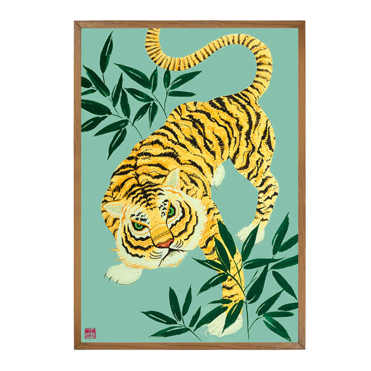 LUCKY Collection - The Tiger - SCENE SHANG