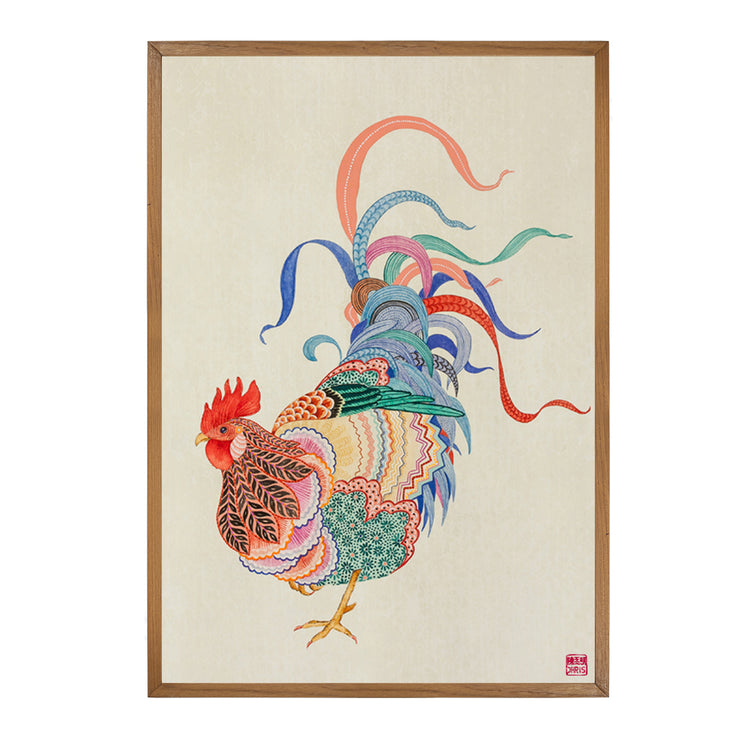 LUCKY Collection - The Rooster - SCENE SHANG