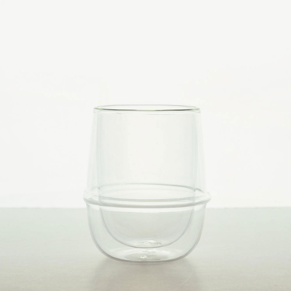 Coffee Double Wall Glass - SCENE SHANG