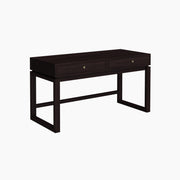 KIAN Old Elm Wood Desk - Dark