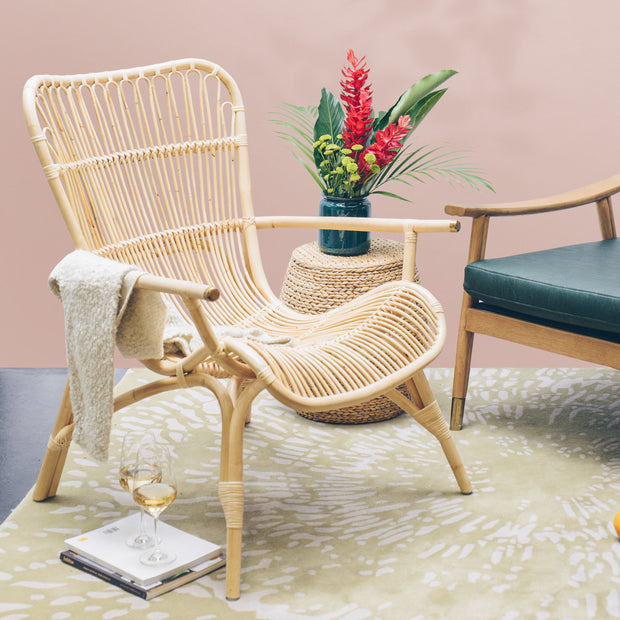THE LADY Cane Chair - SCENE SHANG
