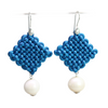 Work Of East - Lucky Knot Earrings (Big)