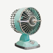 Art Deco Mini Desk Jet Fan - SCENE SHANG
