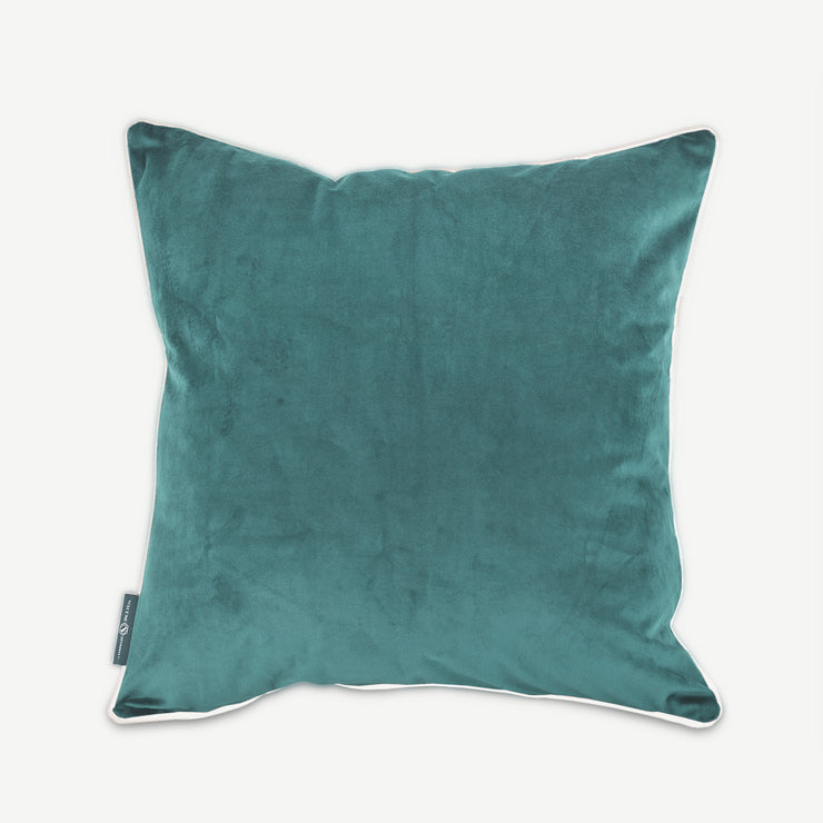Jade Blossoms Cushion