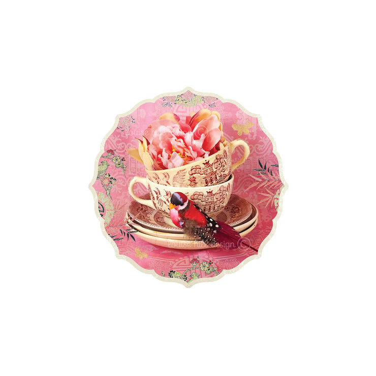 Little Pink Teacups