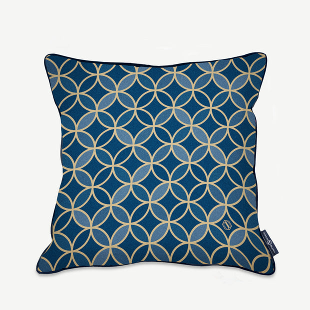 Harmony Blooms Cushion - Coins - SCENE SHANG
