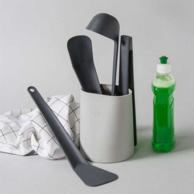 Kitchen Tools - Solid Spoon - SCENE SHANG