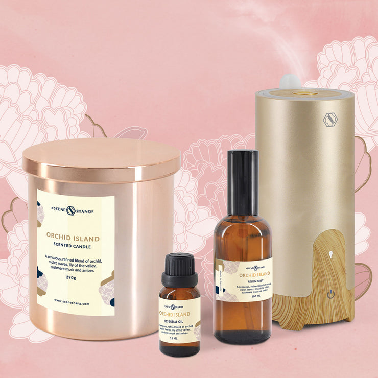 Love Is Everywhere: Orchid Island Gift Set (Online Exclusive) - SCENE SHANG