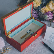Lacquer Jewellery Box - Blossoming Abundance