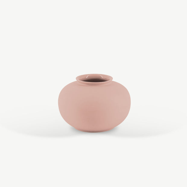 Apple Mini Vase - Matte - SCENE SHANG