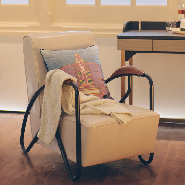 THE MAVERICK Armchair - Cream - SCENE SHANG