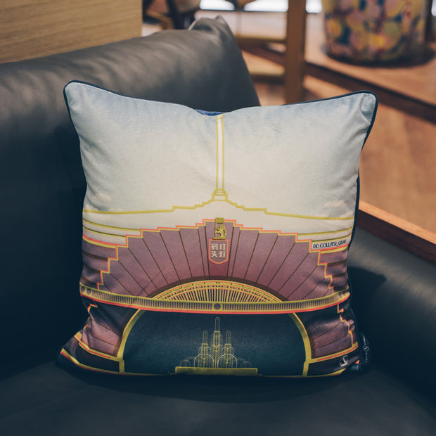 EMBRACE ME Cushion Cover - Clifford Pier - SCENE SHANG