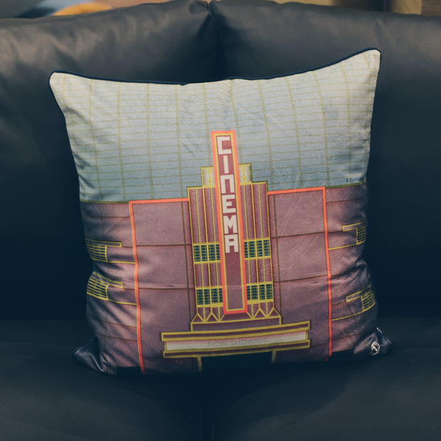 EMBRACE ME Cushion - The Cathay Building - SCENE SHANG