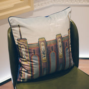 EMBRACE ME Cushion Cover - Tanjong Pagar Railway Station - SCENE SHANG