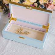 Lacquer Jewellery Box - Rose, Rose, I Love You