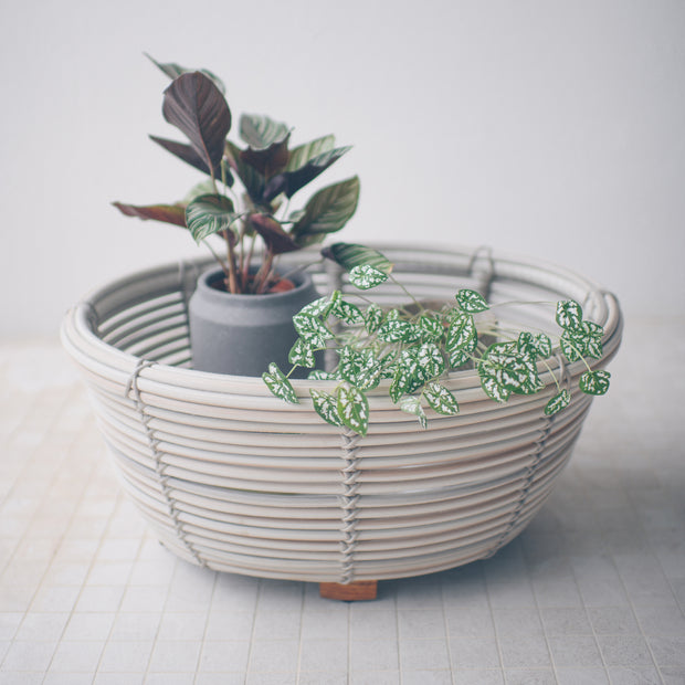WEAVE Planter - Oval