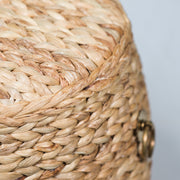 HYACINTH Weave Drum Stool - Small - SCENE SHANG