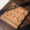 Brass Chinese Chess Set