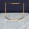 Brass Display Stand - Half Circle - SCENE SHANG