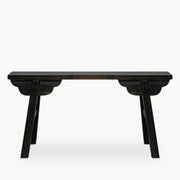 KIAN Old Elm Wood Gate Bench